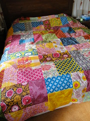 good folks quilt ~ Love!! (lindakl) Tags: quilt handmade sewing freespirit bedquilt goodfolks annamariahorner turningtwentyquiltpattern