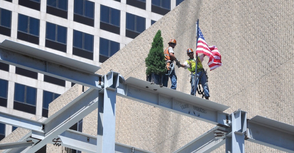 The World's Best Photos of ironworker and union - Flickr Hive Mind