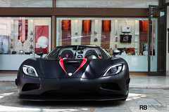 Agera (Raphal Belly) Tags: red black paris car de french photography eos hotel riviera noir photographie top forum stripe x casino exhibition montecarlo monaco belly exotic 7d passion salon fl raphael marques nero rb spotting motorshow koenigsegg supercars noire raphal tmm grimaldi marque principality worldcars agera