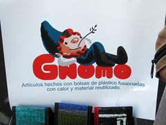 Gnomo logo (Warm 'n Fuzzy) Tags: tijuana bazar craftshow raiz raizlaboratoriodearte