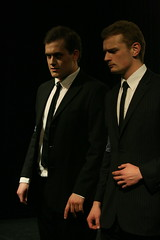 Vindice&Lussurioso (JoeHart42) Tags: theatre southampton susu vindice susutheatregroup