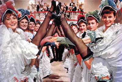 French Cancan. Jean Renoir. Ciclo