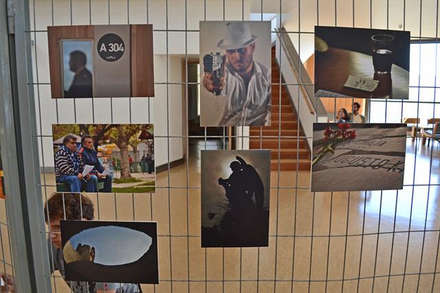exposición de fotografías UAI