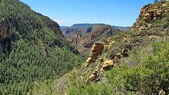 Loy Canyon - Sedona (Al_HikesAZ) Tags: red arizona usa mountain rock forest hiking secret country sedona canyon hike national wilderness redrock loy coconino coconinonationalforest redrocksecretmountainwilderness loycanyon azhike alhikesaz