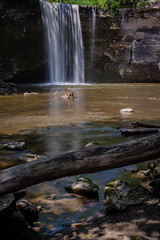 made in the shade (jimmy_racoon) Tags: longexposure nature waterfall long exposure state 1740mm cokin f4l minneopa 1740mmf4l canonxsi parkminnesota