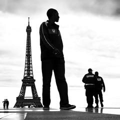 . (Color-de-la-vida) Tags: paris toureiffel trocadéro