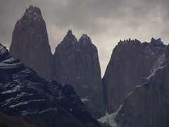 Torres del Paine horns (Germn Vogel) Tags: chile mountain latinamerica southamerica nature nationalpark torresdelpaine horn parquenacional chilemiddotsouth