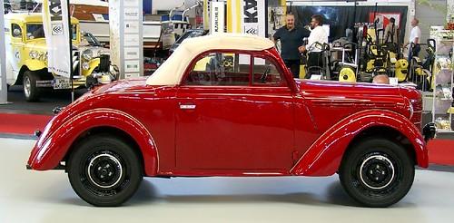 1939 Opel kadett roadster