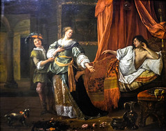 Jan Steen - Amnon and Thamar, 1660 at Wallraf-Richartz Museum Cologne Germany (mbell1975) Tags: art dutch museum germany painting deutschland golden gallery museu jan fine arts cologne grand kln muse musee m master age museo koeln nordrheinwestfalen muzeum steen mze wallrafrichartz richartz amnon thamar 1660 wallraf museumuseum