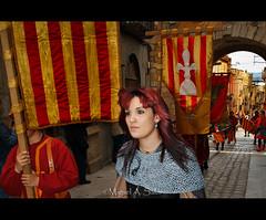 Montblanc Medieval-2 (Miguel_ngel) Tags: horses espaa canon ma caballos eos spain flash catalonia medieval mercado knights 7d catalunya semana montblanc catalua castillos caballeros nissin espanya setmana santjordi ef1855 miguela tarracofotografia di866