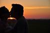 Queila & Arthur (Ruby Ferreira ®) Tags: sunset daughter pôrdosol filha notreatment boituvasp centronacionaldeparaquedismoboituvasp