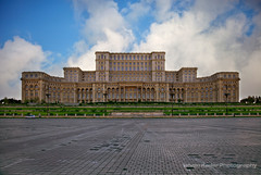 Palace of Parliament, Bucharest (fesign) Tags: building architecture parliament palace romania bucharest regime bukarest heaviest administrative ceauescu mostexpensive guinnessbookworldrecords outstandingromanianphotographers