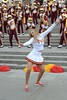Img284902nx2 (veryamateurish) Tags: london trafalgarsquare cheerleaders band usc universityofsoutherncalifornia girl woman miniskirt