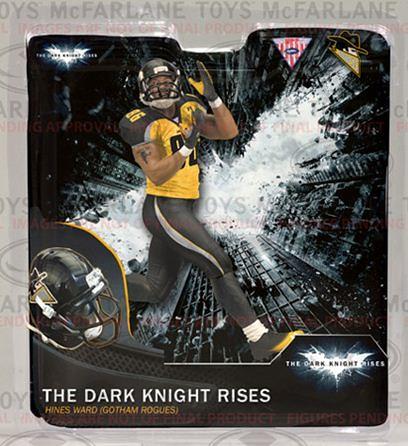 黑暗騎士的超級大配角 - 匹茲堡鋼人隊之接球員漢斯瓦德