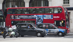 So many Sherlock buses! (socialwrkrlaura) Tags: bus coach sherlockholmes sherlock gameofshadows