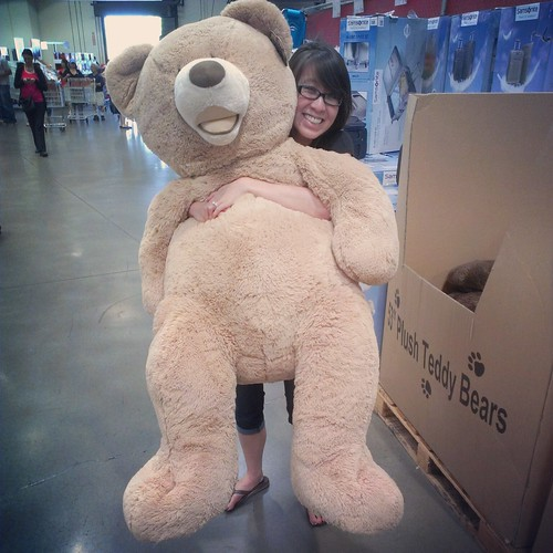 Everything's Bigger At Costco