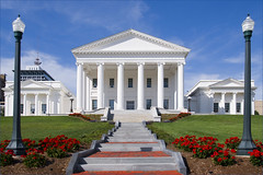 State Capitol of the Commonwealth of Virginia -- Richmond (VA) June 2012