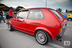 """VW Golf Mk1 on Ronal Turbo's • <a style=""""font-size:0.8em;"""" href=""""http://www.flickr.com/photos/54523206@N03/7362485766/"""" target=""""_blank"""">View on Flickr</a>"""