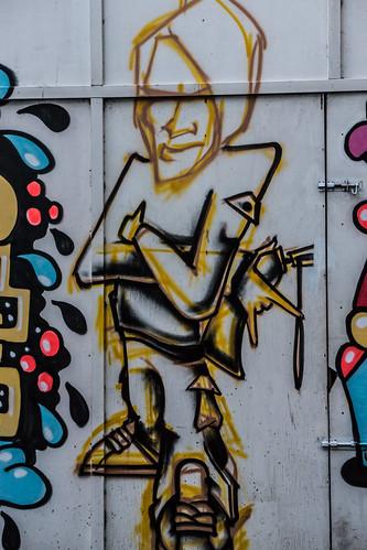 Street Art On The Streets Of Belfast