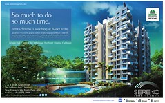 Make Money In Stocks From The Real Estate pic Amit's Sereno, 2 BHK Flats near Pancard Club