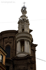 """Basilica di Sant'Andrea delle Fratte, campanile di Borromini • <a style=""""font-size:0.8em;"""" href=""""http://www.flickr.com/photos/89679026@N00/7378319764/"""" target=""""_blank"""">View on Flickr</a>"""