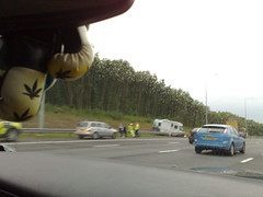 160620126830 (uk_senator) Tags: fiat crash accident boxer motorhome peugeot m25 campervan 16612 ducato uksenator