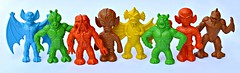 Diener Space Creatures: set of 8 figures (LittleWeirdos) Tags: monster vintage toy toys alien aliens retro mcdonalds scifi sciencefiction monsters creatures creature happymeal bmovie spacealiens diener happymealtoys plasticfigures rubbermonster spacetoys rubbermonsters spacecreatures rubberfigures dienerspacecreatures
