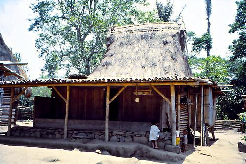 Ngada house