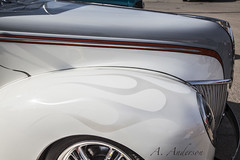 Ghost Fire (A Anderson Photography, over 1 million views) Tags: flames ghost classiccars twotone nsra canon5dmarkii