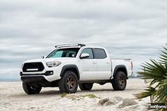 Toyota Tacoma - Rotiform SIX (rotiformwheels) Tags: offroad toyota tacoma six rotiform offroadwheels
