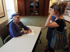 DSCF7733 (dishfunctional) Tags: city public juan library poet kansas felipe laureate herrera