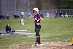 IMG_9827eFB (Kiwibrit - *Michelle*) Tags: monmouth softball 050316 2016 maranacook