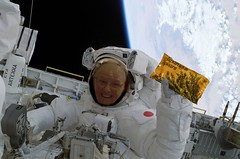 Apropos of nothing . . . asparagus space walk (SolanoSnapper) Tags: granny werehere hereios grannysadventures vegetablesinspace