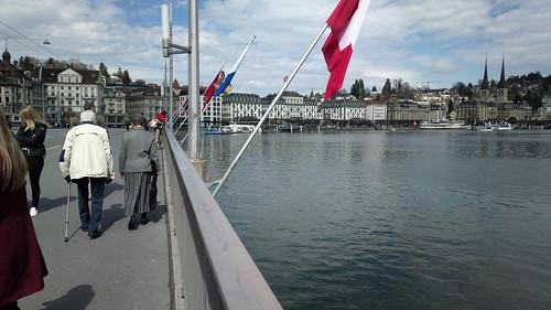 Lucerne bridge