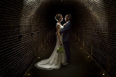Wedding (siebe ) Tags: wedding light holland netherlands dutch dark photography groom bride couple gang nederland marriage lovers weddingday trouwen bruiloft trouwdag 2016 bruidspaar bruid bruidsreportage trouwreportage bruidsfotografie