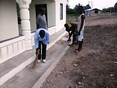 Waqare amal at Tabita before Commissioning of mosque_Regional President involved (2) (Ahmadiyya Muslim Youth Ghana) Tags: new amal eastern region mosques youths ahmadi commissioned mka majlis ahmadiyya mkaer khuddamul waqare