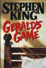 Novel-Stephen-King-Gerald's-Game (Count_Strad) Tags: art coverart horror novel stephenking