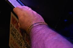 Golden Ticket (tim ellis) Tags: uk gold golden none livemusic ticket wristband bilston robin2 panicroomweekend