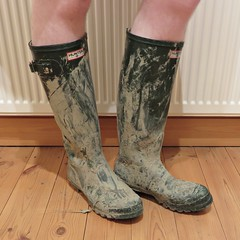 From the archives... (essex_mud_explorer) Tags: mud boots rubber dirty wellington hunter wellingtonboots welly wellies muddy gummistiefel wellingtons schlamm rainboots rubberlaarzen hunterboots