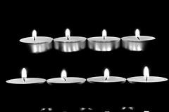 Harmony. (padge83) Tags: light blackwhite nikon candles shadows formation rows westyorkshire d5300