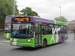 Ipswich Buses 139 Y271FJN Tower Ramparts Bus Stn, Ipswich on 98 (1280x960) (dearingbuspix) Tags: 139 x5 ipswichbuses y271fjn