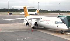 SE-DSS GOT 250516 (kitmasterbloke) Tags: sweden outdoor aircraft aviation gothenburg got goteborg landvetter