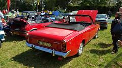 1966 FORD CORSAIR GT. (suki5150) Tags: england classic ford austin buick jaguar morrisminor audi landrover classiccars carshow alvis rootes claremontfarmcars fordcorsair1966