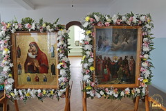 A cross procession from the village of Nikolskoe to the village of Adamovka / Крестный ход из Никольского в Адамовку (1)