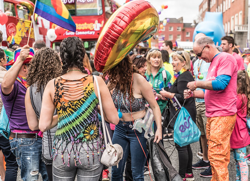 PRIDE PARADE AND FESTIVAL [DUBLIN 2016]-118016