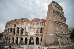 The colosseum (Crimmy5) Tags: italy rome fuji ruin colosseum 12mm csc samyang xe2 fujisystem