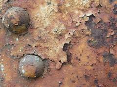 Rusted (Brix5) Tags: old rust rivets decay rusty brix5 canong16