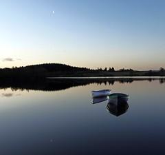 a.m. (kenny barker) Tags: water landscape boats lumix dawn scotland day clear loch lochrusky landscapeuk panasoniclumixgf1 welcomeuk kennybarker