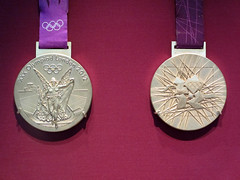 london vacation 028 (jhenrichs) Tags: london medal olympics britishmuseum 2012olympics olympicmedals