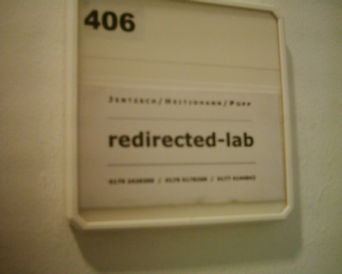 REDIRECTED #1: PING